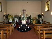 Kapelle, Trauerfeier, Beerdigung